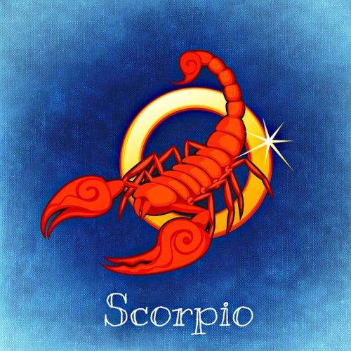 占星術 さそり座